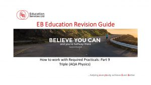 Required Practicals Separate Physics AQA