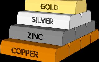 Metal blocks